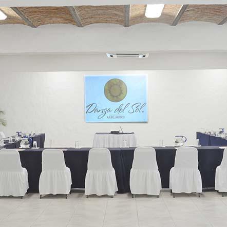 Salones para reuniones y eventos